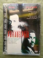 FILM DVD PHILADELPHIA con Tom Hanks e Denzel Washington