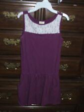 Girls CRAZY 8 Sleeveless Dress Large L 10 12