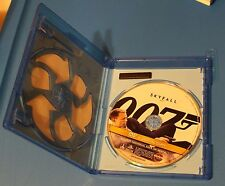Skyfall (DVD, 2015) Daniel Craig is Ian Fleming's James Bond 007 w/Slipcover