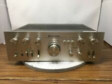 Vintage Kenwood Ka-8100 Stereo Integrated Amplifier 120v +WARRANTY!