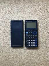 Ti-81 Graphing Calculator *works*