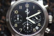 Girard PERREGAUX FERRARI CRONOGRAFO AUTOMATICO ref.8020 orologio uomo con scatola