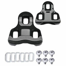 gobike88 New Wellgo Cleat Set RC-7C, Fixed Position, Black, H91