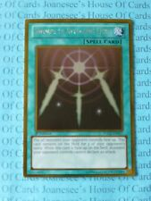 Pgld-en057 Swords of Revealing Light Gold RARE 1st Edition MINT Yugioh Card