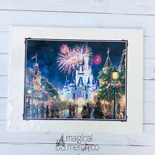 "New Disney Trader Sams SHAG /""In The Enchanted Tiki Bar/"" 18 x 14 Fine Art Print"