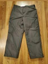 Cabelas GORE-TEX Hunting Fishing Outdoor Pants Mens 42s
