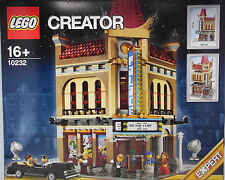 LEGO CREATOR 10232 PALACE CINEMA CINEMA auto personaggio Expert a 10224 NUOVO NEW SEALED