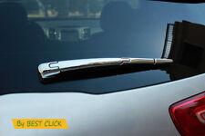 Chrome Rear Window Wiper Arm Blade Cover Garnish for Kia Sportage SL 2010-15