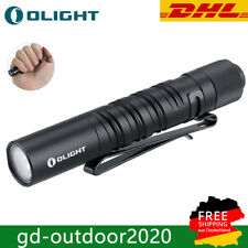 OLIGHT I3T Mini LED Taschenlampe 180Lumen 60M Reichweite mit AAA-Batterie EDC!!