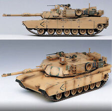 "<Hobby365> New 1/35M1A1 ABRAMS ""IRAQ 2003"" (MOTORIZED)  Academy Model Kit #1345"