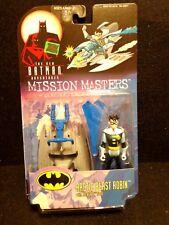 The New Batman Adventures Mission Masters Artic Blast Robin Action Figure