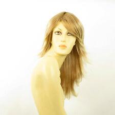 Parrucca donna lunga  biondo chiaro mechato biondo medio : gina 27t613