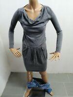 Vestito ICEBERG Donna Taglia Size XS Sweater Woman Pull Femme Lana P 6332