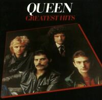QUEEN greatest hits (CD, compilation) classic rock, pop rock, hard rock, prog