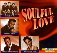 New: Lewis, Lester, Lynne, Welch, Wil: Soulful Love  Audio Cassette
