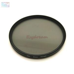 82 86 95mm CPL Polarizer Filter for Canon Nikon Sony Pentax Olympus Camera Lens