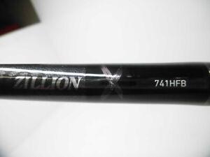 Daiwa Zillion 741HFB · K Bait casting rod from Japan