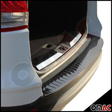 Ford Kuga II ab 2013 Ladekantenschutz aus schwarz Chrom V2A Edelstahl
