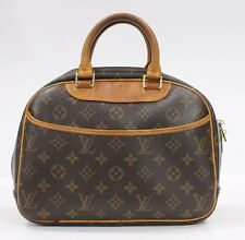 Used Authentic Louis Vuitton LV Trouville Bag