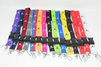 Jordan Keychain Lanyards - Multiple Color Options