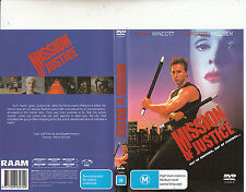 Mission of Justice-1992-Jeff Wincott-Movie-DVD