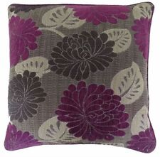 Paoletti Polyester Floral Decorative Cushions