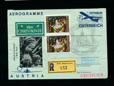 Reco-Aerogramm 1979 Königswiesen Arge Christkindl   (CH25)