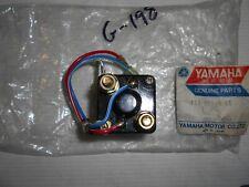 GENUINE YAMAHA PARTS STARTER SWITCH DT125 74/76 TX650 1973 XS2 1972 444-81940-11