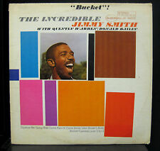 Jimmy Smith - Bucket LP VG+ BST-84235 USA 1966 Stereo NYC Van Gelder Original