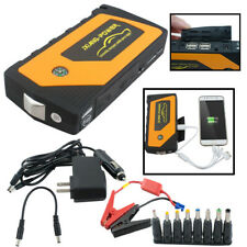 69800mAh Auto Car Jump Starter Pack Booster 4 USB Charger Battery Power Bank 12V