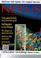 Magazines Nexus, New Dawn, Nemesis, Hard Evidence 12 Available FREEPOST