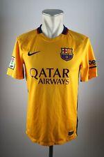 FC Barcelona Trikot Gr. S #11 Neymar JR 2015-16 Nike Away jersey Spanien Shirt