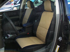 CHRYSLER 300 2011-2014 IGGEE S.LEATHER CUSTOM SEAT COVER 13COLORS AVAILABLE