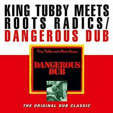 King Tubby Meets Roots Radics  -  Dangerous Dub    (CD )   New!  Reggae