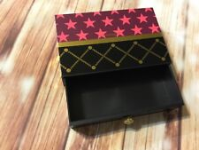 Mac makeup cosmetic nutcracker empty box drawer New