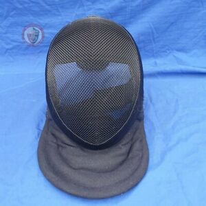 Fencing Coach Mask WMA protective face mask BLACK 350N XLARGE 3 weapon HEMA WMA