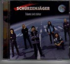 (BB416) Schurzenjager, Träume Sind Stärker - 1996 CD