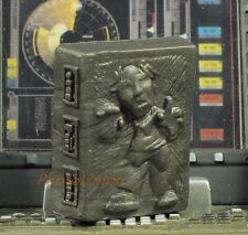 Hasbro Star Wars Fighter Pods Micro Heroes Han Solo Frozen in Carbonite Toy K878