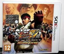SUPER STREET FIGHTER IV 3D EDITION GIOCO USATO OTTIMO STATO 3DS EDIZIONE ITA FR1