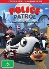 Police Patrol (DVD, 2014) BRAND NEW! Free Post