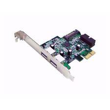 SHINTARO SHUSB3PCIE3V2 | Shintaro Blazer Internal USB 3.0 PCI-e Card