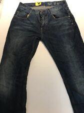 """BNWT G-Star Raw New Radar Tapered Blue Jeans. Size 32""""W X 36""""L"""
