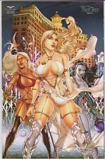 GFT Bad Girls #3, Las Vegas, Tolibao, Ltd 500, NM- 9.2, 1st Print,2012,Zenescope
