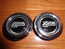 1977-1978 Camaro Z28 Power Window Emblems Door Panel Plugs 77 78 Z28