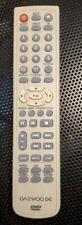 OEM Daewoo CRC DVD Video Remote Control