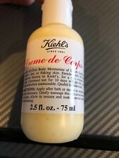 Kiehl'S Creme De Corps Body Moisturizer 2.5 oz 75 ml Superb All Over Body Selwed