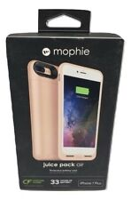 OEM Mophie Juice Pack Air Battery Case For iPhone 7 Plus & 8 Plus - Pink
