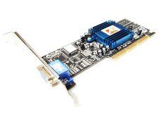 HIS ATI Rage 128 Ultra w/32MB VGA D-Sub AGP Universal Video Graphics Card R4G-41