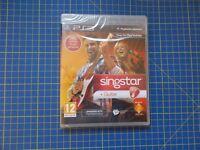SingStar Guitar - PlayStation Eye Enhanced (PS3) New Factory Sealed