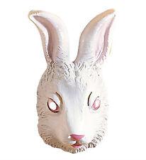 Hago Hasen Maske für Erwachsene NEU - Karneval Fasching Maske Gesicht